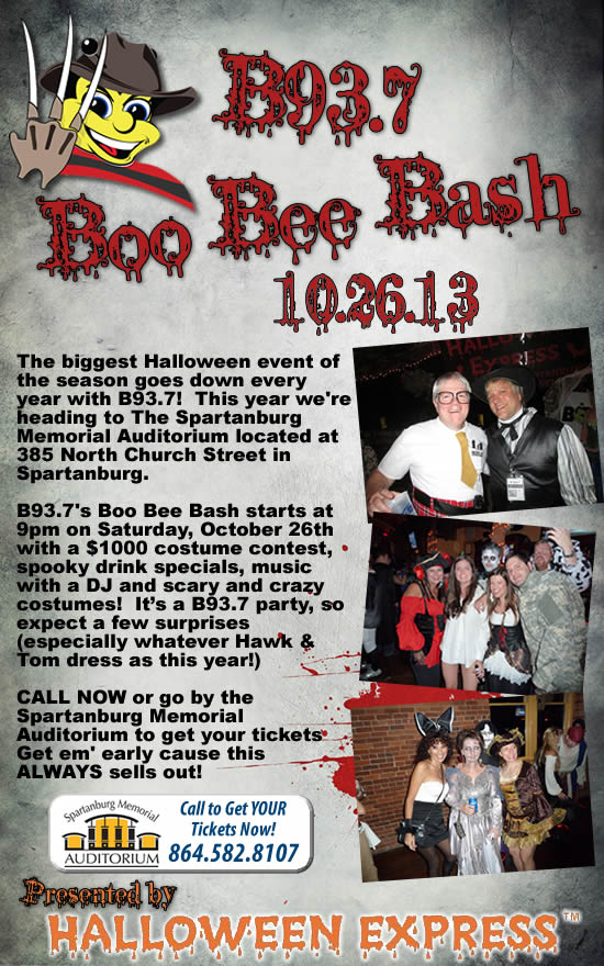 Boo Bee Bash